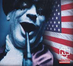 Cover image of song Amerika by Rammstein