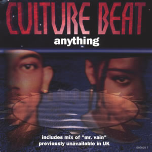 Culture Beat — Anything (studio acapella)