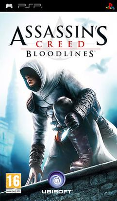 Assassin's Creed: Bloodlines French, German, Italian, Spanish, Danish, Dutch, Norwegian, Swedish, Russian, and Japanese PSP