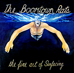 <i>The Fine Art of Surfacing</i> 1979 studio album by The Boomtown Rats