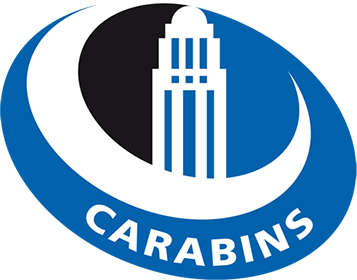 Montréal Carabins athletic logo