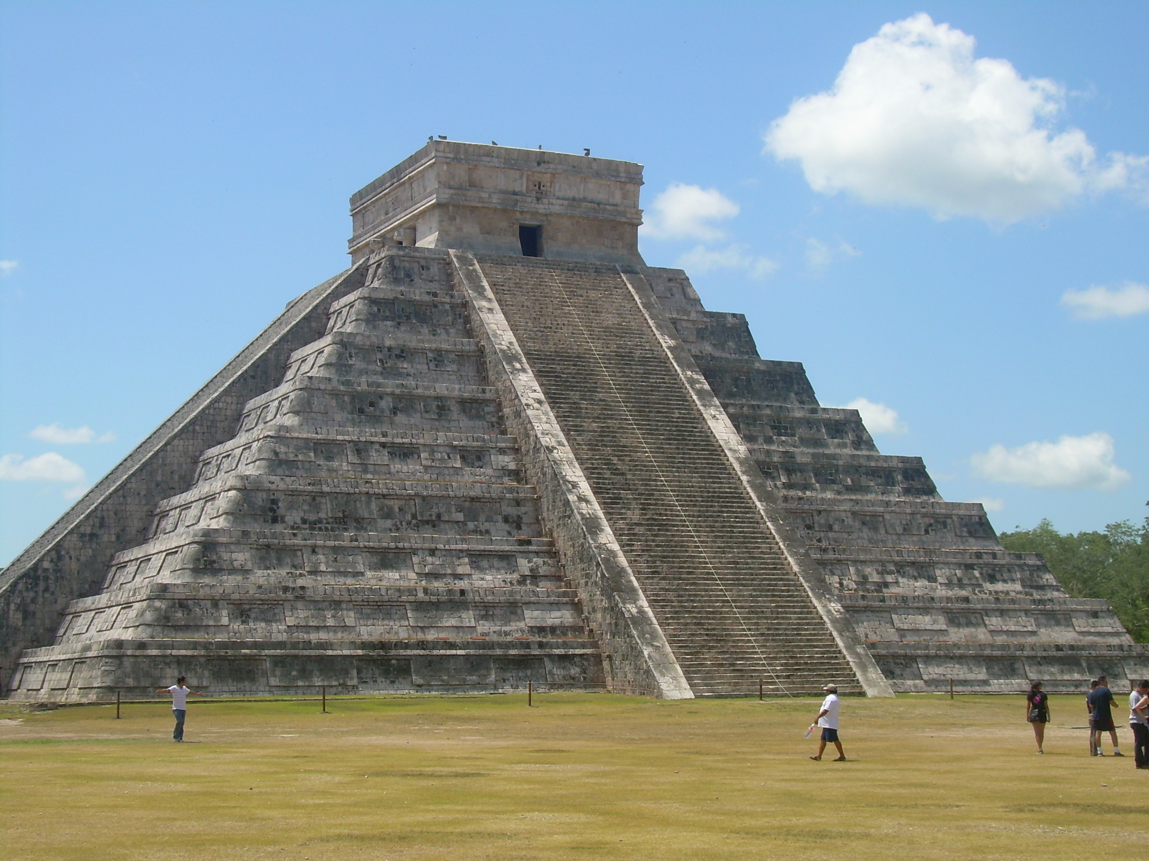 Modern 7 wonders of the world - Seven Wonders Of The Ancient World
