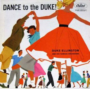 <i>Dance to the Duke!</i> album by Duke Ellington
