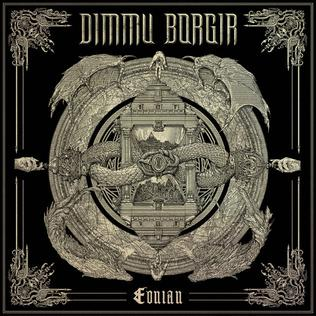 <i>Eonian</i> 2018 studio album by Dimmu Borgir