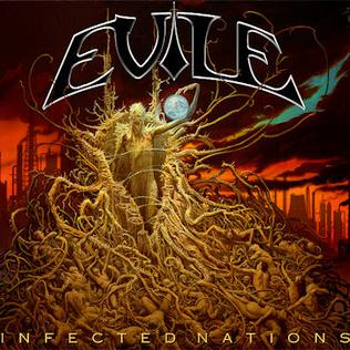 <i>Infected Nations</i> 2009 studio album by Evile