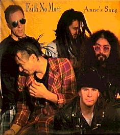 Annes Song 1988 single by Faith No More