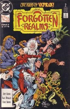 Forgotten Realm... Forgotten Realms Art