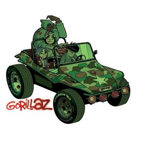 <i>Gorillaz</i> (album) 2001 studio album by Gorillaz