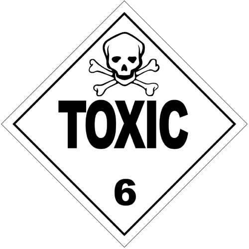 Hungary toxic sluge warning sign