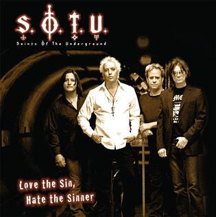 album by Saints of the Underground