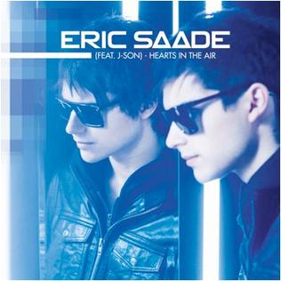Hearts in the Air 2011 single by Eric Saade