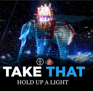 Hold Up a Light 2009 single by Take That
