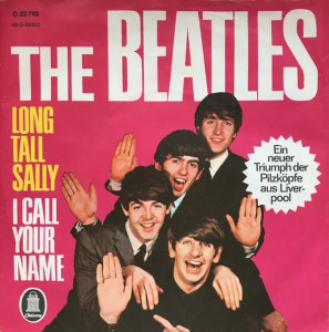 I Call Your Name original song written and composed by Lennon-McCartney