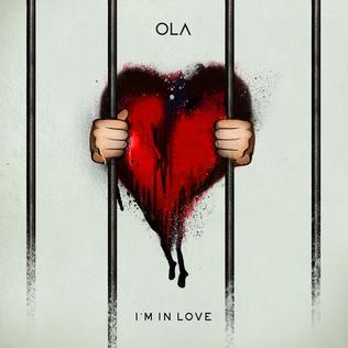 Im in Love (Ola song) 2012 song by Ola Svensson