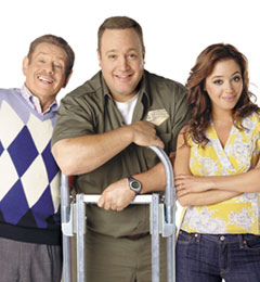 Wikipedia Leah Remini >> File:King Of Queens Cast.jpg - Wikipedia