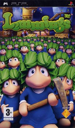 lemmings online game