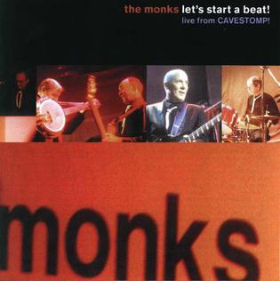 <i>Lets Start a Beat – Live from Cavestomp</i> 2000 live album by The Monks