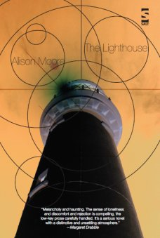 Cover of The Lighthouse, a novella by Alison Moore