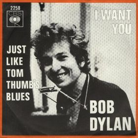 Just Like Tom Thumbs Blues 2021 song by Bob Dylan