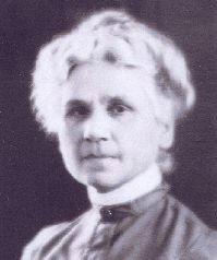 Lystra Gretter American nurse