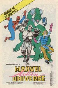 <i>Marvel Action Universe</i> television series