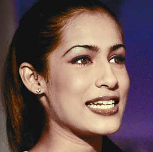 Nafisa Joseph Indian model and television personality