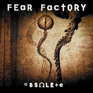 <i>Obsolete</i> (album) 1998 studio album by Fear Factory