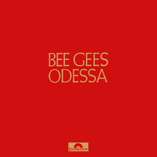 <i>Odessa</i> (Bee Gees album) 1969 studio album by Bee Gees