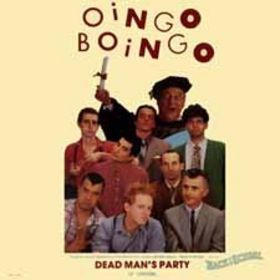 Dead Mans Party (song) 1986 single by Oingo Boingo