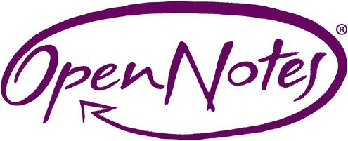Image result for OpenNotes logo