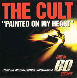 Painted on My Heart 2000 single by The Cult