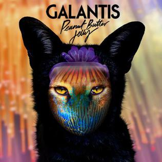 Peanut Butter Jelly (song) 2015 single by Galantis