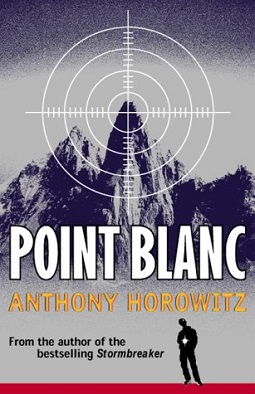 Picture of a book: Point Blanc