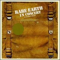 <i>Rare Earth in Concert</i> 1971 live album by Rare Earth