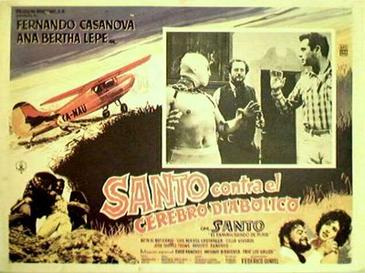 Santo contra el cerebro diabolico movie