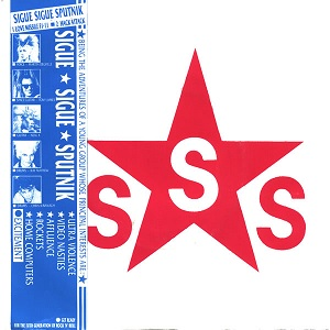 Sigue Sigue Sputnik The Very Best Of SSSputnik