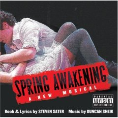 <i>Spring Awakening</i> (musical) theatric musical