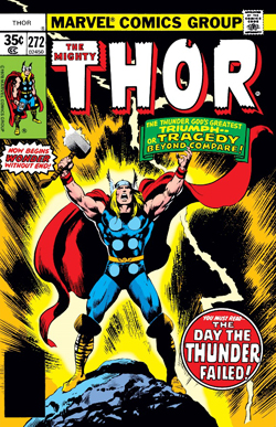 Thor (Marvel Comics) - Wikipedia