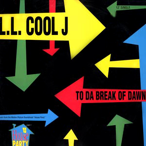 Imagem da capa da música To da Break of Dawn de LL Cool J