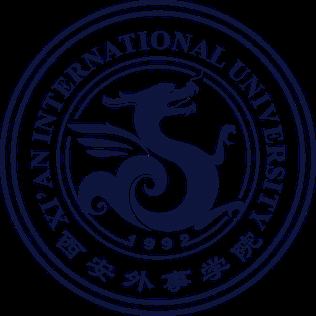 Xian International University University in Xian, Shaanxi, China