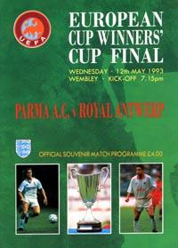 1993 European Cup Winners Cup Final
