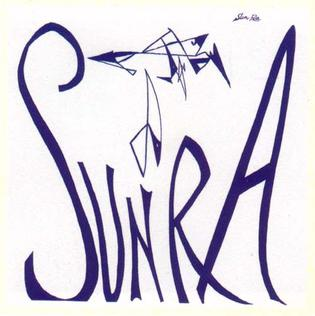 <i>Art Forms of Dimensions Tomorrow</i> 1965 studio album by Sun Ra and his Solar Arkestra
