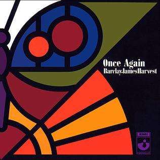 <i>Once Again</i> (Barclay James Harvest album) album