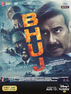 Download Bhuj: The Pride of India (2021) Hindi Full Movie 480p [400MB] | 720p [1.2GB] | 1080p [2.5GB]