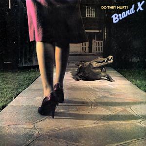 <i>Do They Hurt?</i> 1980 studio album by Brand X