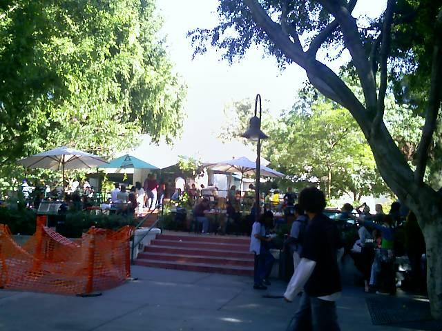 La Cafe Los Angeles California