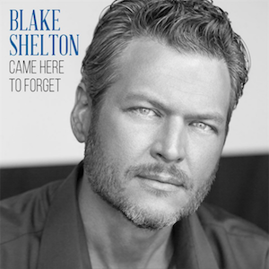 Came Here to Forget single by Blake Shelton