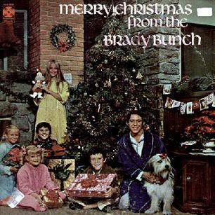 Brady Bunch Christmas Card.Merry Christmas From The Brady Bunch Wikipedia