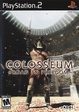 Colosseum - Road to Freedom Coverart.png