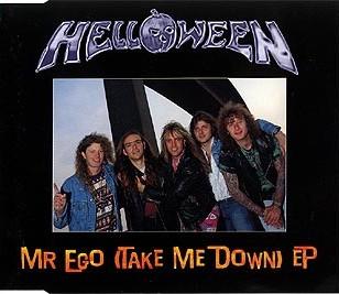 <i>Mr. Ego</i> (Take Me Down) 1994 EP by Helloween